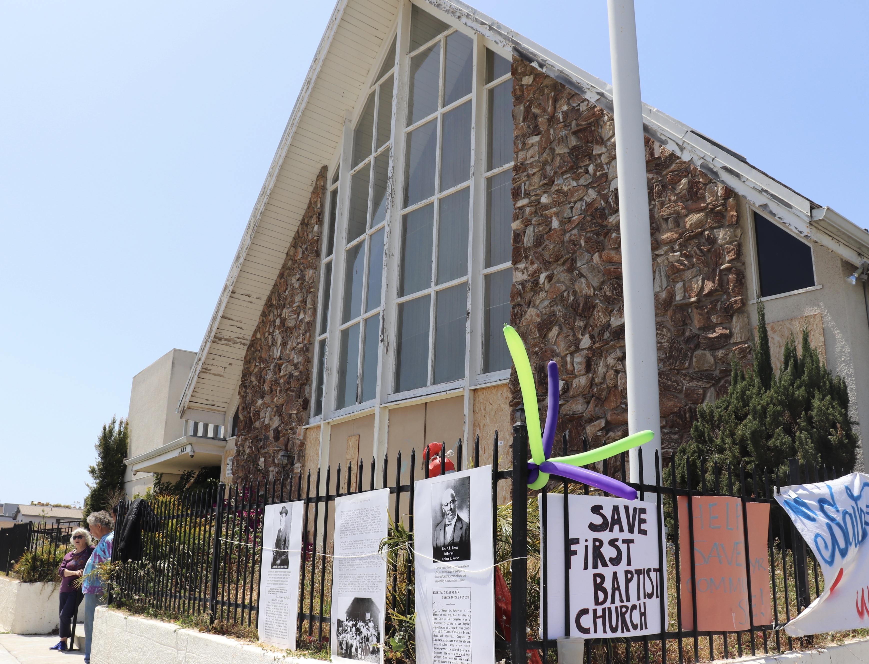 First Baptist Church in Venice